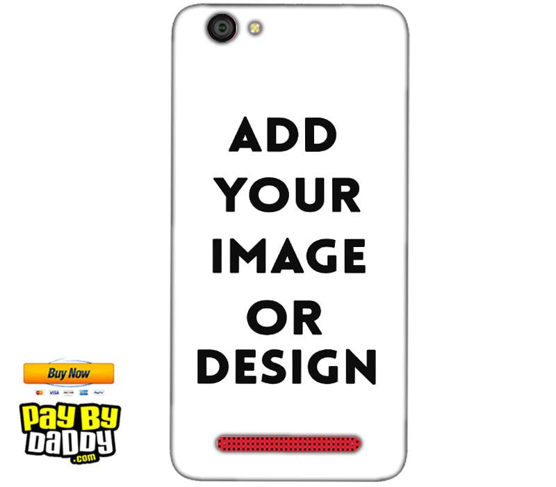 Customized Reliance Lyf Flame 1 Mobile Phone Covers & Back Covers with your Text & Photo