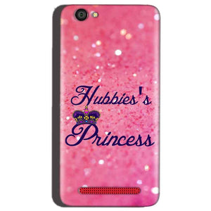 Reliance Lyf Flame 1 Mobile Covers Cases Hubbies Princess - Lowest Price - Paybydaddy.com