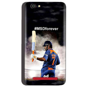 Reliance Lyf Flame 1 Mobile Covers Cases MS dhoni Forever - Lowest Price - Paybydaddy.com