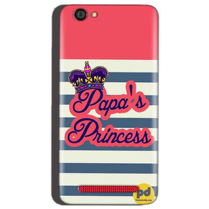 Reliance Lyf Flame 1 Mobile Covers Cases Papas Princess - Lowest Price - Paybydaddy.com