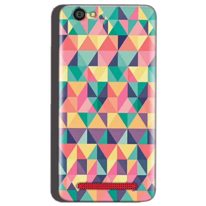 Reliance Lyf Flame 1 Mobile Covers Cases Prisma coloured design - Lowest Price - Paybydaddy.com
