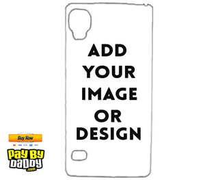 Customized Reliance Lyf Flame 3 Mobile Phone Covers & Back Covers with your Text & Photo