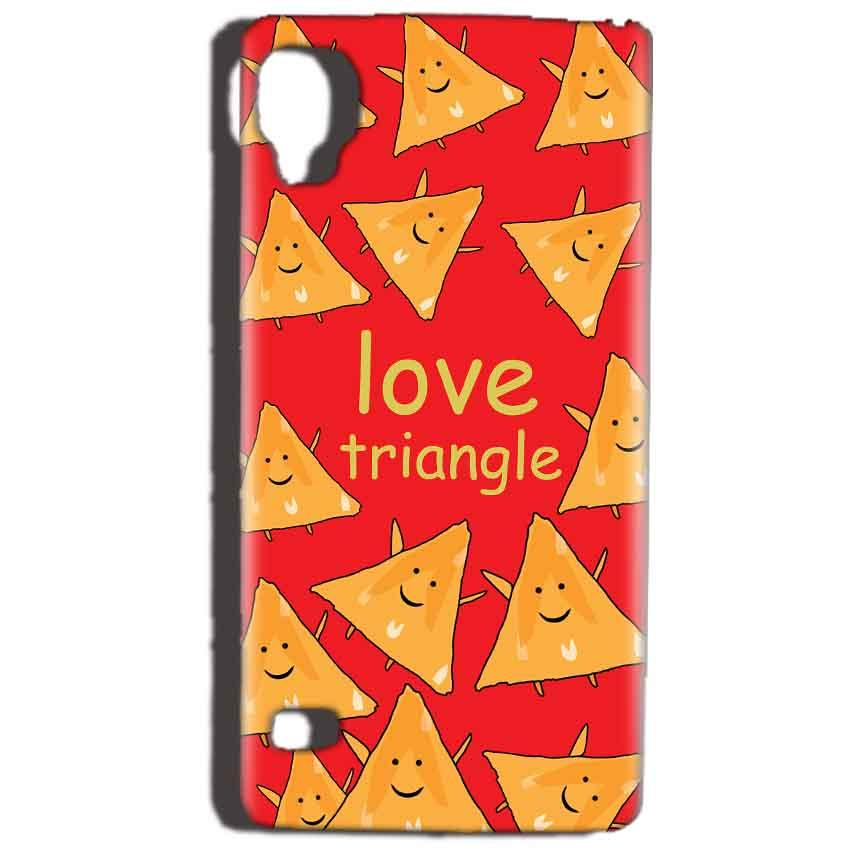 Reliance Lyf Flame 3 Mobile Covers Cases Love Triangle - Lowest Price - Paybydaddy.com