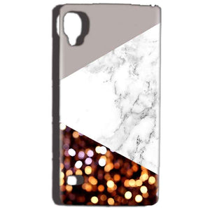 Reliance Lyf Flame 3 Mobile Covers Cases MARBEL GLITTER - Lowest Price - Paybydaddy.com