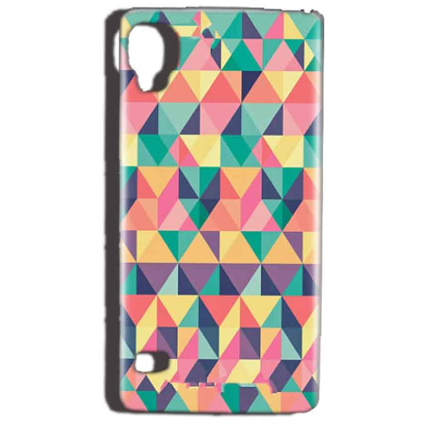 Reliance Lyf Flame 3 Mobile Covers Cases Prisma coloured design - Lowest Price - Paybydaddy.com