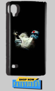 Reliance Lyf Flame 3 Mobile Covers Cases Shiva Aghori Smoking - Lowest Price - Paybydaddy.com