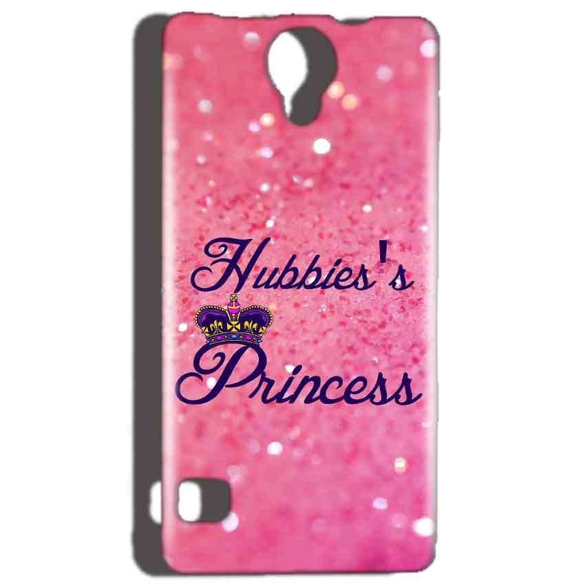 Reliance Lyf Flame 4 Mobile Covers Cases Hubbies Princess - Lowest Price - Paybydaddy.com