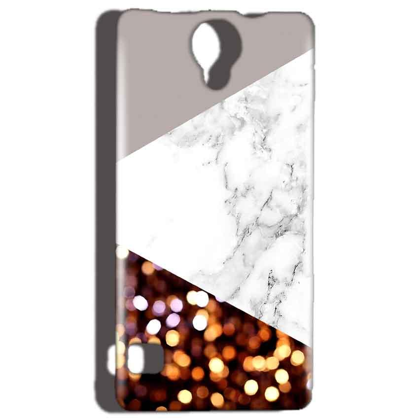 Reliance Lyf Flame 4 Mobile Covers Cases MARBEL GLITTER - Lowest Price - Paybydaddy.com