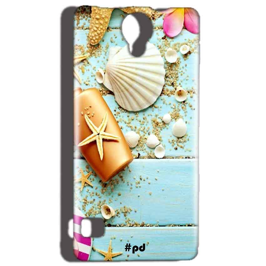 Reliance Lyf Flame 4 Mobile Covers Cases Pearl Star Fish - Lowest Price - Paybydaddy.com