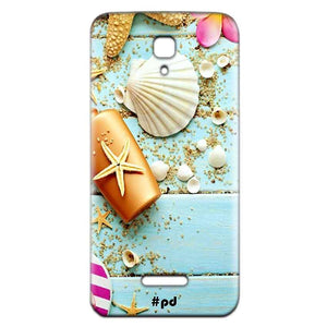 Reliance Lyf Flame 5 Mobile Covers Cases Pearl Star Fish - Lowest Price - Paybydaddy.com