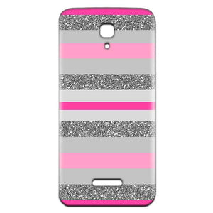 Reliance Lyf Flame 5 Mobile Covers Cases Pink colour pattern - Lowest Price - Paybydaddy.com