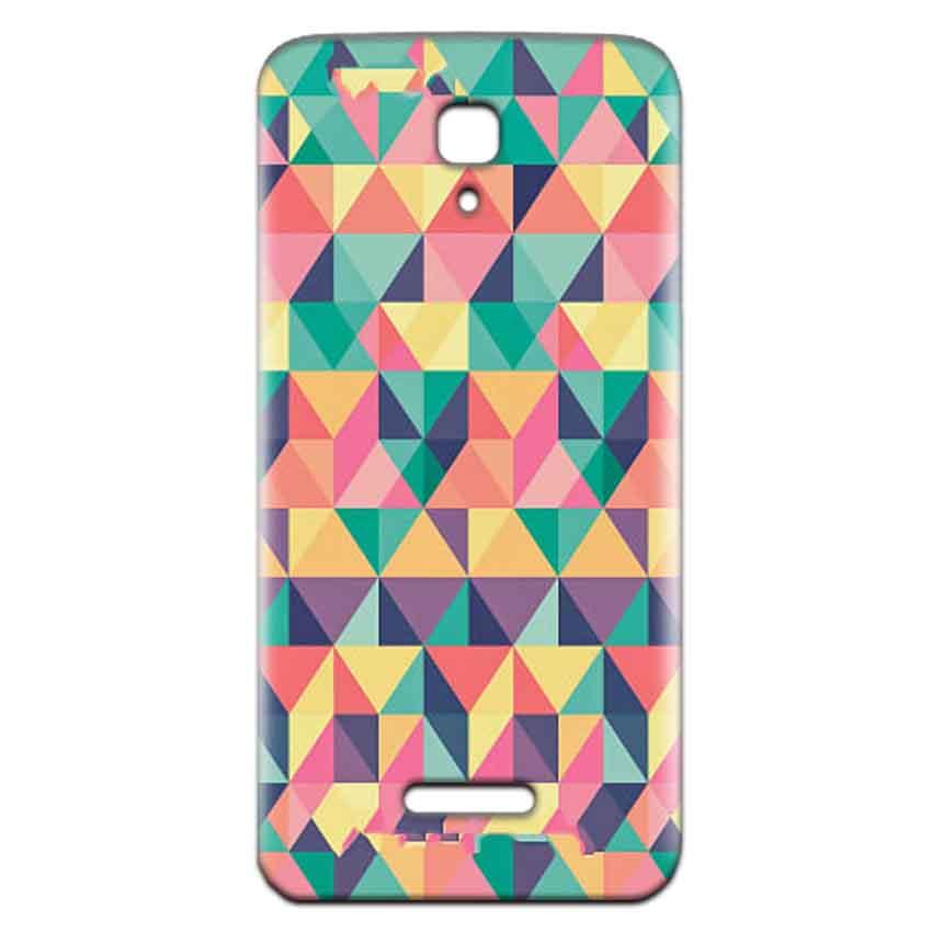 Reliance Lyf Flame 5 Mobile Covers Cases Prisma coloured design - Lowest Price - Paybydaddy.com