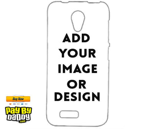 Customized Reliance Lyf Flame 6 Mobile Phone Covers & Back Covers with your Text & Photo