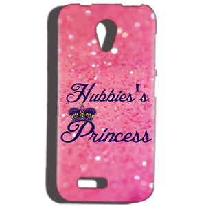 Reliance Lyf Flame 6 Mobile Covers Cases Hubbies Princess - Lowest Price - Paybydaddy.com