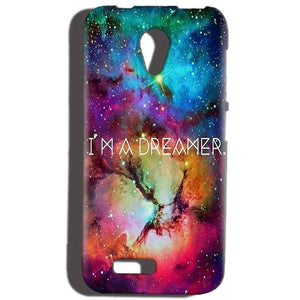 Reliance Lyf Flame 6 Mobile Covers Cases I am Dreamer - Lowest Price - Paybydaddy.com