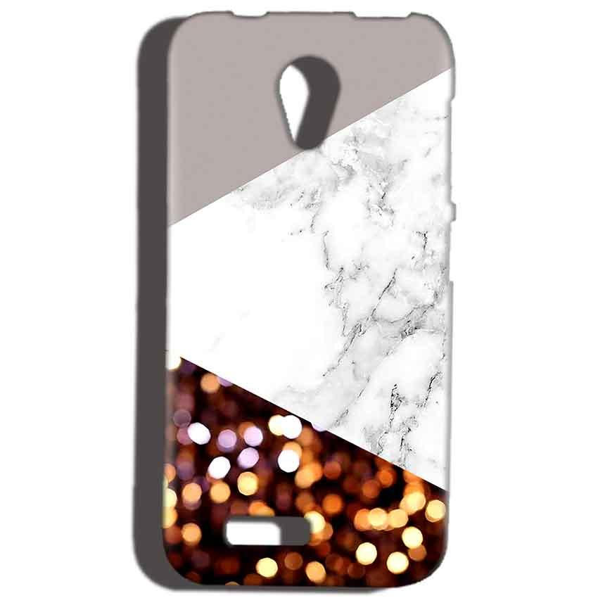 Reliance Lyf Flame 6 Mobile Covers Cases MARBEL GLITTER - Lowest Price - Paybydaddy.com