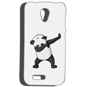 Reliance Lyf Flame 6 Mobile Covers Cases Panda Dab - Lowest Price - Paybydaddy.com
