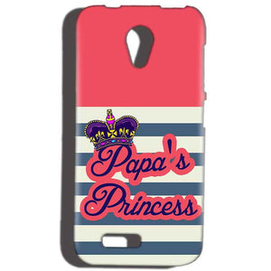 Reliance Lyf Flame 6 Mobile Covers Cases Papas Princess - Lowest Price - Paybydaddy.com