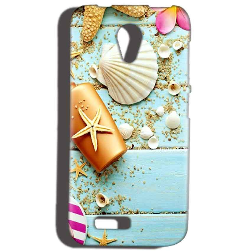 Reliance Lyf Flame 6 Mobile Covers Cases Pearl Star Fish - Lowest Price - Paybydaddy.com