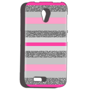 Reliance Lyf Flame 6 Mobile Covers Cases Pink colour pattern - Lowest Price - Paybydaddy.com