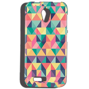 Reliance Lyf Flame 6 Mobile Covers Cases Prisma coloured design - Lowest Price - Paybydaddy.com