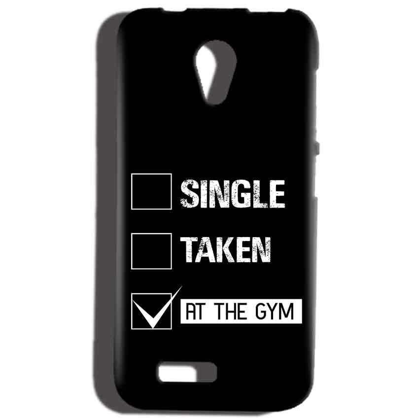 Reliance Lyf Flame 6 Mobile Covers Cases Single Taken At The Gym - Lowest Price - Paybydaddy.com