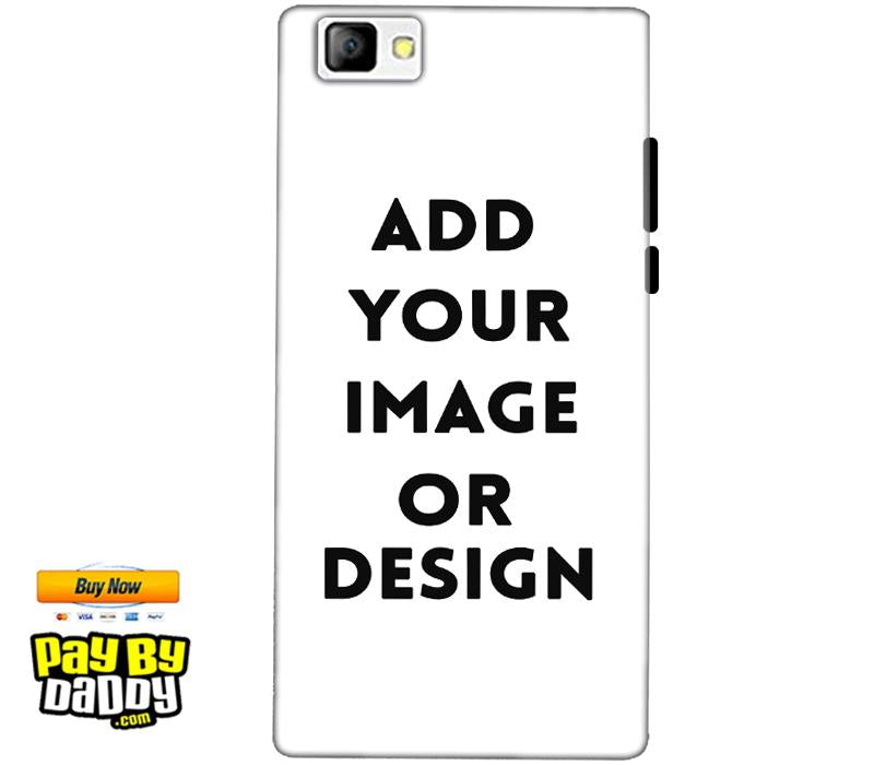 Customized Reliance Lyf Flame 8 Mobile Phone Covers & Back Covers with your Text & Photo