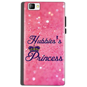 Reliance Lyf Flame 8 Mobile Covers Cases Hubbies Princess - Lowest Price - Paybydaddy.com