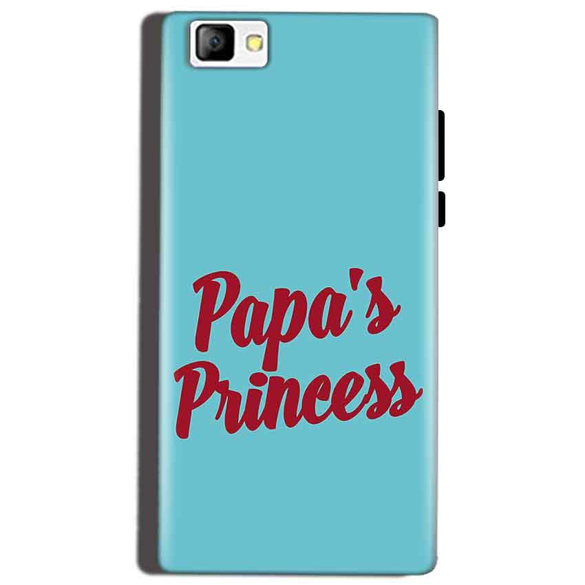 Reliance Lyf Flame 8 Mobile Covers Cases Papas Princess - Lowest Price - Paybydaddy.com