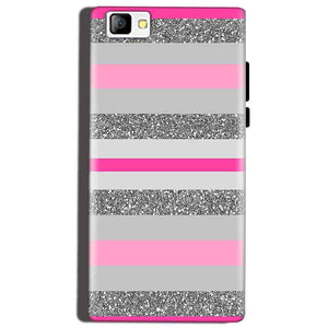 Reliance Lyf Flame 8 Mobile Covers Cases Pink colour pattern - Lowest Price - Paybydaddy.com