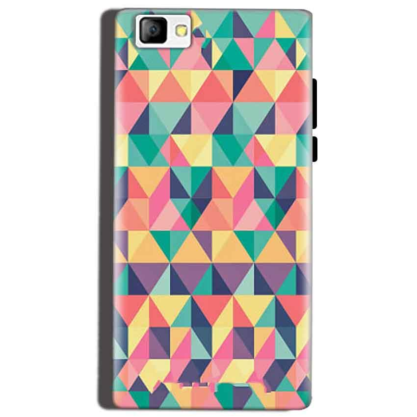 Reliance Lyf Flame 8 Mobile Covers Cases Prisma coloured design - Lowest Price - Paybydaddy.com