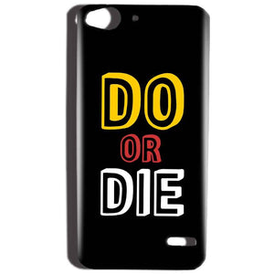 Reliance Lyf Water 2 Mobile Covers Cases DO OR DIE - Lowest Price - Paybydaddy.com