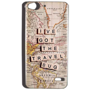Reliance Lyf Water 2 Mobile Covers Cases Live Travel Bug - Lowest Price - Paybydaddy.com
