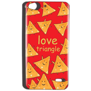 Reliance Lyf Water 2 Mobile Covers Cases Love Triangle - Lowest Price - Paybydaddy.com