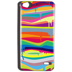 Reliance Lyf Water 2 Mobile Covers Cases Melted colours - Lowest Price - Paybydaddy.com