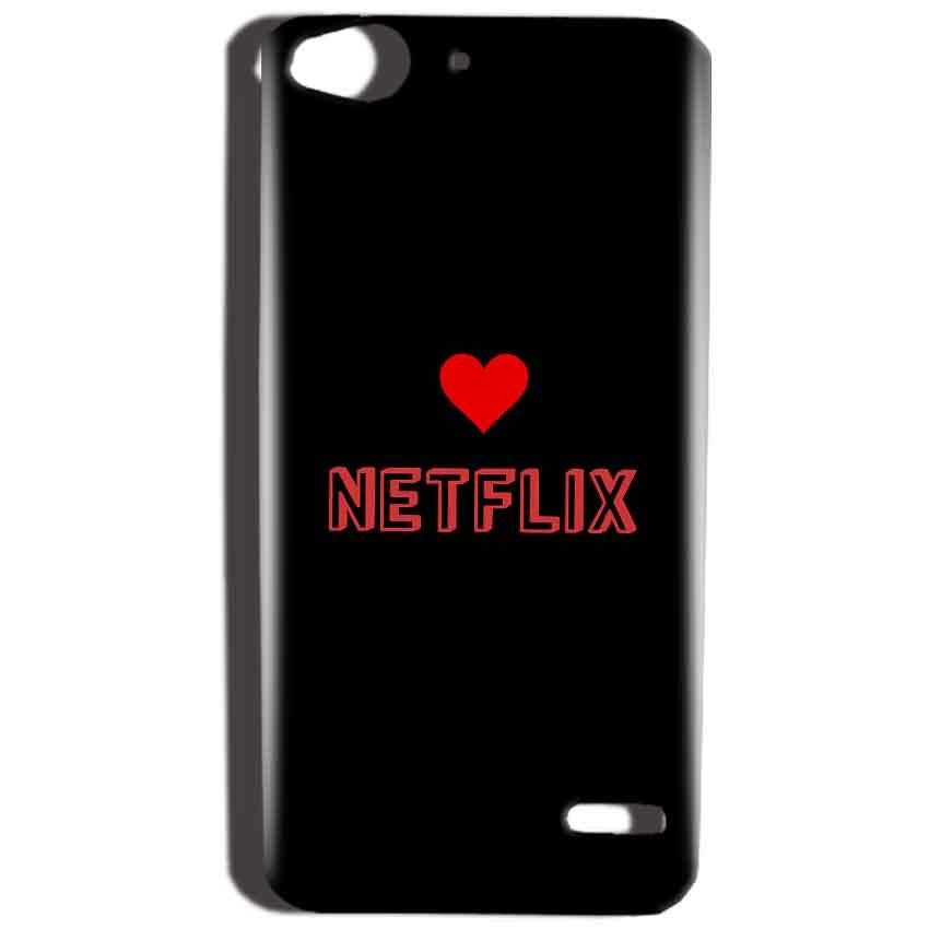 Reliance Lyf Water 2 Mobile Covers Cases NETFLIX WITH HEART - Lowest Price - Paybydaddy.com