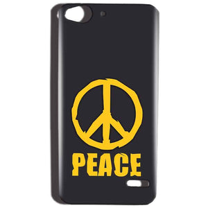 Reliance Lyf Water 2 Mobile Covers Cases Peace Blue Yellow - Lowest Price - Paybydaddy.com
