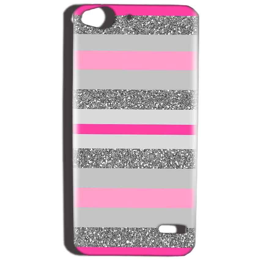Reliance Lyf Water 2 Mobile Covers Cases Pink colour pattern - Lowest Price - Paybydaddy.com