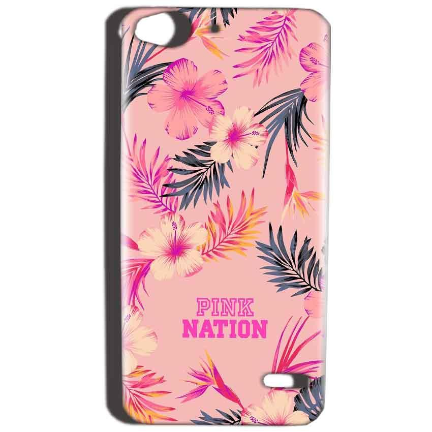 Reliance Lyf Water 2 Mobile Covers Cases Pink nation - Lowest Price - Paybydaddy.com