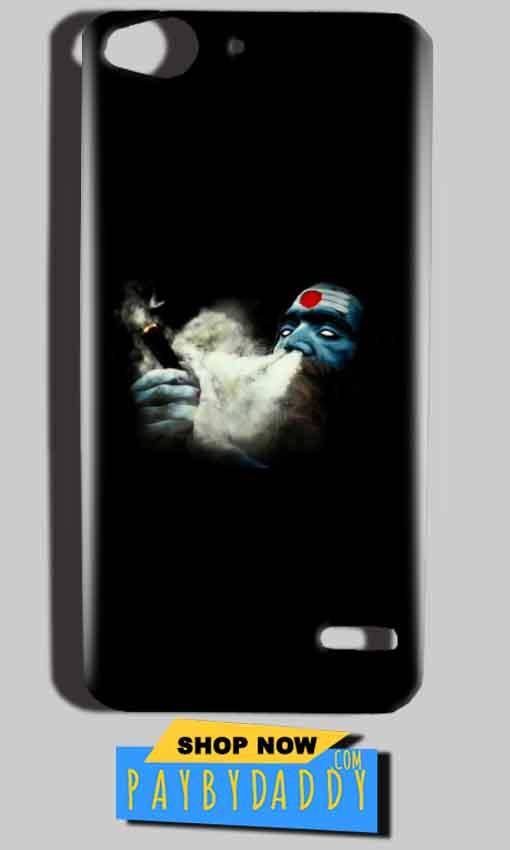 Reliance Lyf Water 2 Mobile Covers Cases Shiva Aghori Smoking - Lowest Price - Paybydaddy.com