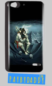 Reliance Lyf Water 2 Mobile Covers Cases Shiva Smoking - Lowest Price - Paybydaddy.com
