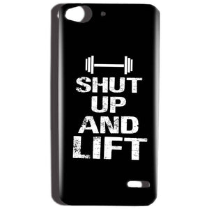 Reliance Lyf Water 2 Mobile Covers Cases Shut Up And Lift - Lowest Price - Paybydaddy.com