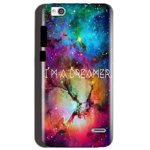 Reliance Lyf Water 3 Mobile Covers Cases I am Dreamer - Lowest Price - Paybydaddy.com