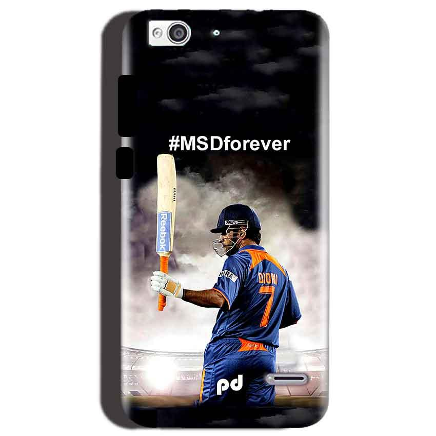 Reliance Lyf Water 3 Mobile Covers Cases MS dhoni Forever - Lowest Price - Paybydaddy.com