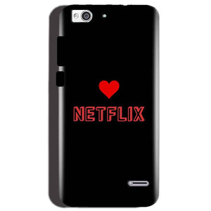 Reliance Lyf Water 3 Mobile Covers Cases NETFLIX WITH HEART - Lowest Price - Paybydaddy.com