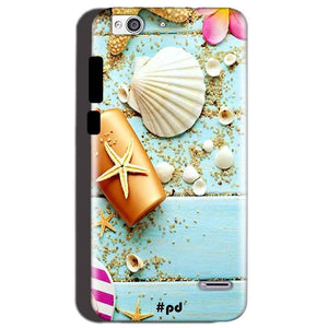 Reliance Lyf Water 3 Mobile Covers Cases Pearl Star Fish - Lowest Price - Paybydaddy.com