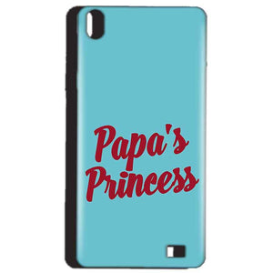 Reliance Lyf Water 4 Mobile Covers Cases Papas Princess - Lowest Price - Paybydaddy.com