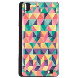 Reliance Lyf Water 4 Mobile Covers Cases Prisma coloured design - Lowest Price - Paybydaddy.com