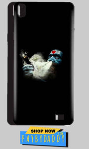 Reliance Lyf Water 4 Mobile Covers Cases Shiva Aghori Smoking - Lowest Price - Paybydaddy.com