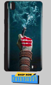 Reliance Lyf Water 4 Mobile Covers Cases Shiva Hand With Clilam - Lowest Price - Paybydaddy.com